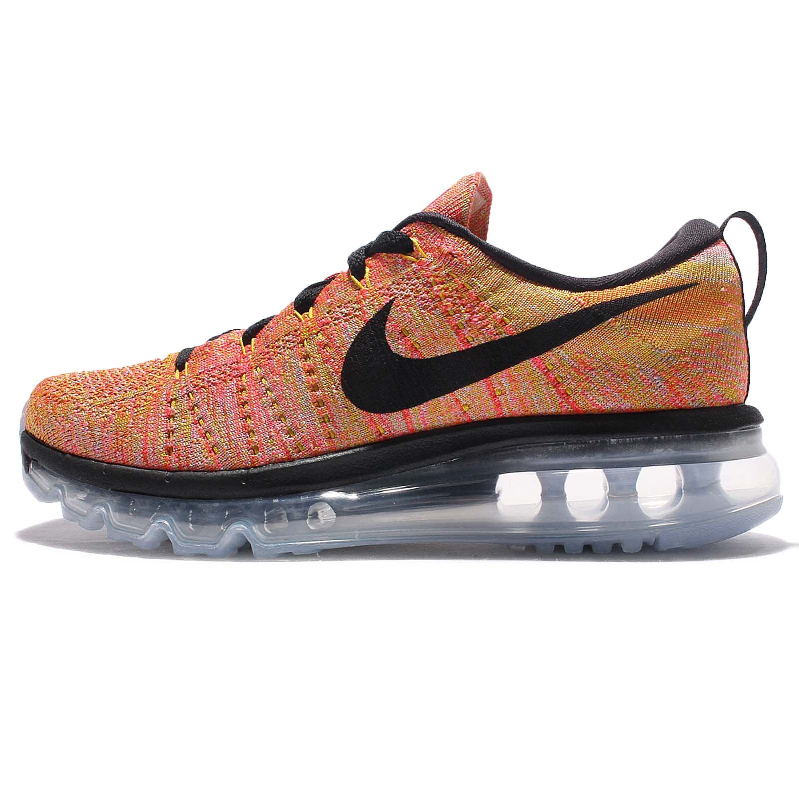 d1a268e5d7 Galleon - Nike Flyknit Air Max Womens Running Trainers 620659 Sneakers Shoes  (5.5 M US, Black)