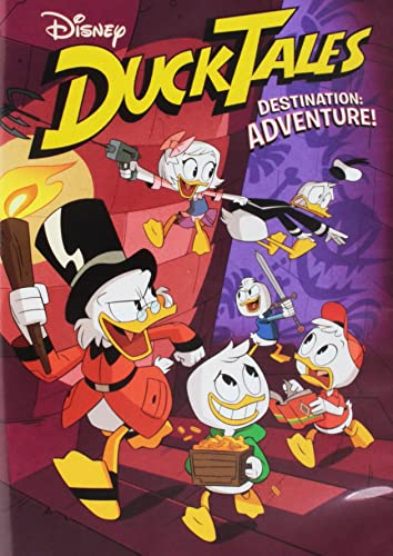Ducktales The Series: Destination Adventure!