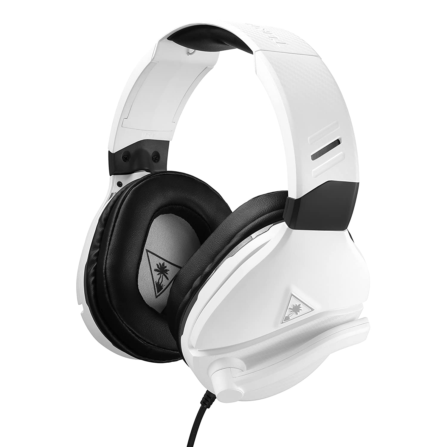 Turtle Beach Recon 200 White Amplified Gaming Headset Xbox One And Ecko Headphone Mic Jack Wiring Diagram Ps4 Pc Video Games