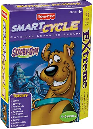 Smart Cycle Software - Scooby-Doo by Fisher-Price jFe6dKjCkw