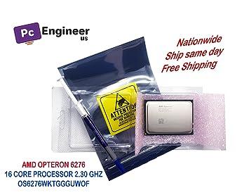 AMD Opteron 6276 2 30 GHz Processor - Socket G34 LGA-1944 OS6276WKTGGGU