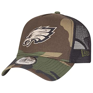 New Era Adjustable Trucker Cap - Philadelphia Eagles camo - One Size ... 1edc24baa