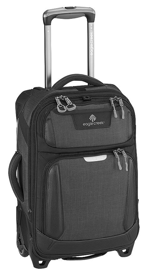 Eagle Creek Erweiterbarer Trolley Tarmac International Carry-On Handgep?ck Koffer mit 17 Zoll Laptop-Fach Hand Luggage, 55 cm