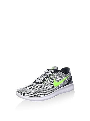 Nike Free RN Zapatillas de running, Hombre, Negro, 49 1/2: Amazon.es: Zapatos y complementos