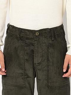 Cornerwear Corduroy Fatigue Pants 113-18-0072: Olive