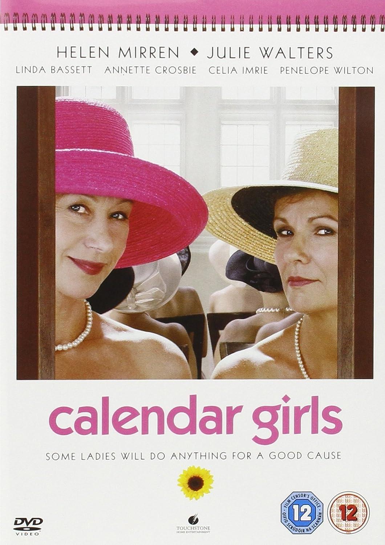 kalender girls helen mirren nackt