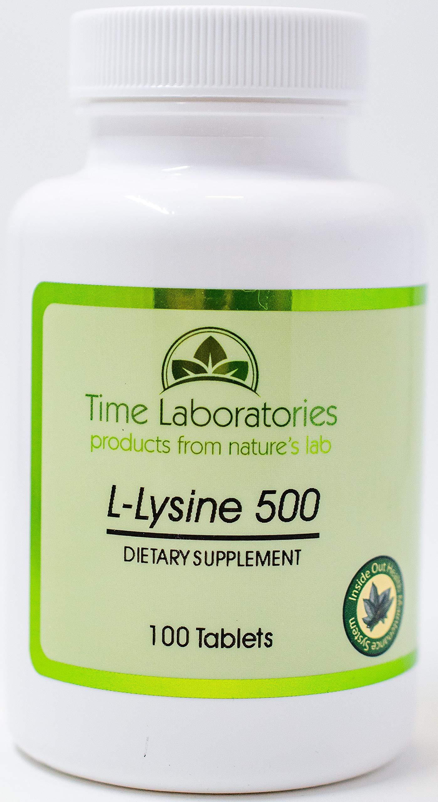 L-Lysine 500