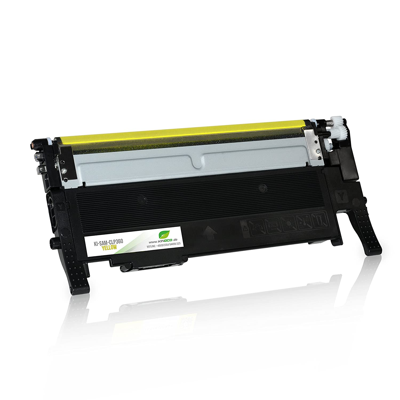 4 Kineco Toner kompatibel zu Samsung CLT-P406C f/ür Samsung CLP-360 CLP-365 CLX-3305FN CLX-3305FW CLX-3305W Xpress C460W C460FW C410W C467W