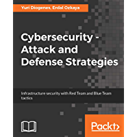 Cybersecurity – Attack and Defense Strategies: Infrastructure security with Red Team and Blue Team tactics