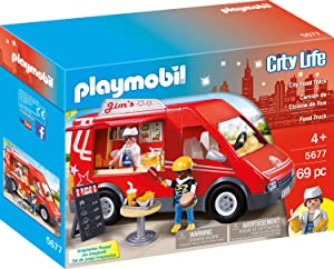 PLAYMOBIL City Food Truck