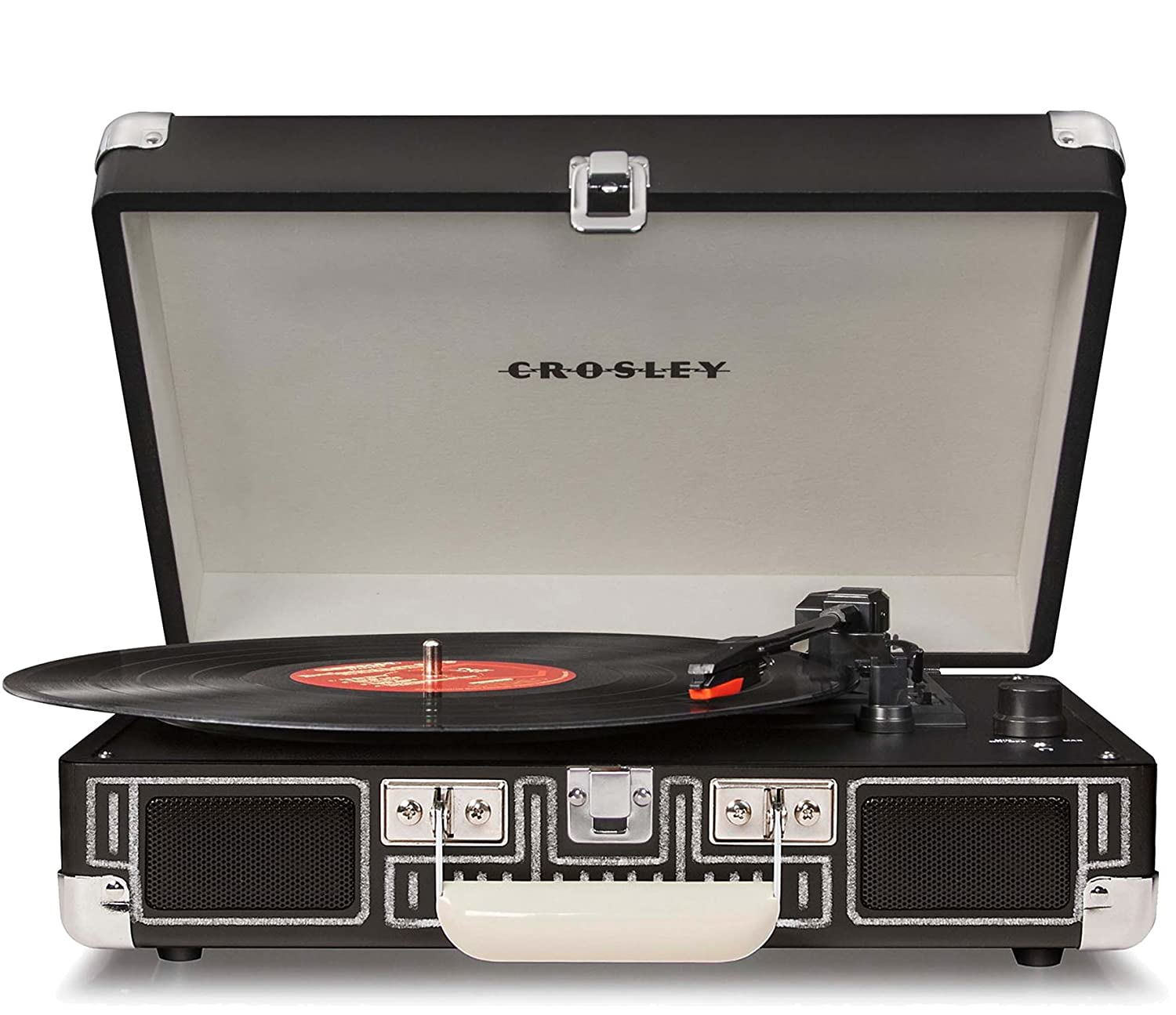CR8005A-CB Chalkboard Cruiser Turntable System ポータブルターンテーブル Crosley Furniture社【並行輸入】 B00O1LP3LK