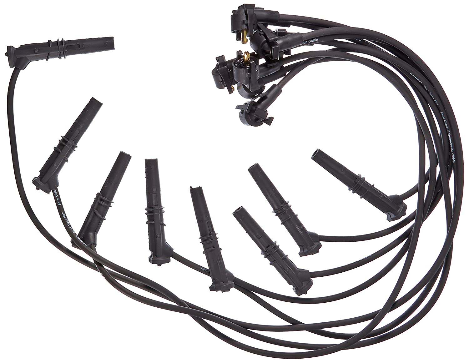 Denso 671-8095 Original Equipment Replacement Wires 6718095DSE