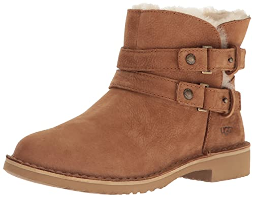912a39a4fd1 UGG Women's Aliso Winter Boot, Chestnut, 5 B US: Amazon.co.uk: Shoes ...