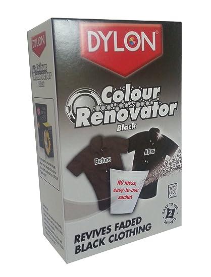 315855d7c834 Amazon.com  Dylon Black Color Renovator for Restoring your Fabric ...