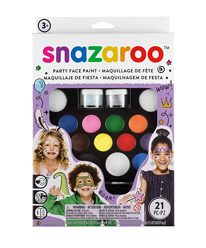 Snazaroo Face Paint Ultimate Party Pack approx. $19