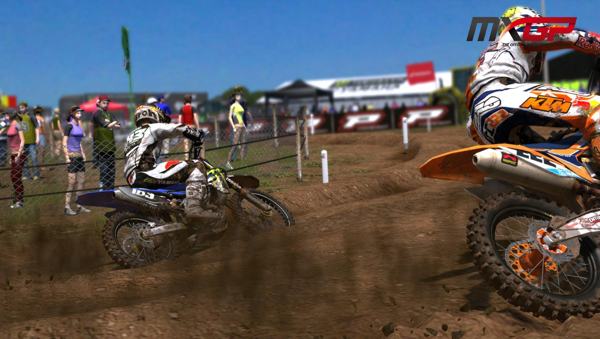 MXGP 14: The Official Motocross Videogame by Bandai (Image #33)