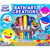 Baby Shark Bath Art Creations by Horizon Group USA