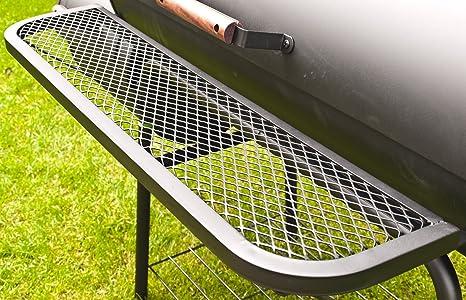 El Fuego AY0307 Holzkohlegrill Smoker Enola*