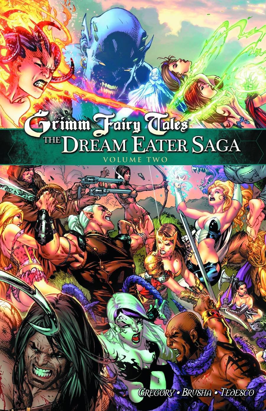 Read Online Grimm Fairy Tales: The Dream Eater Saga Volume 2 ebook