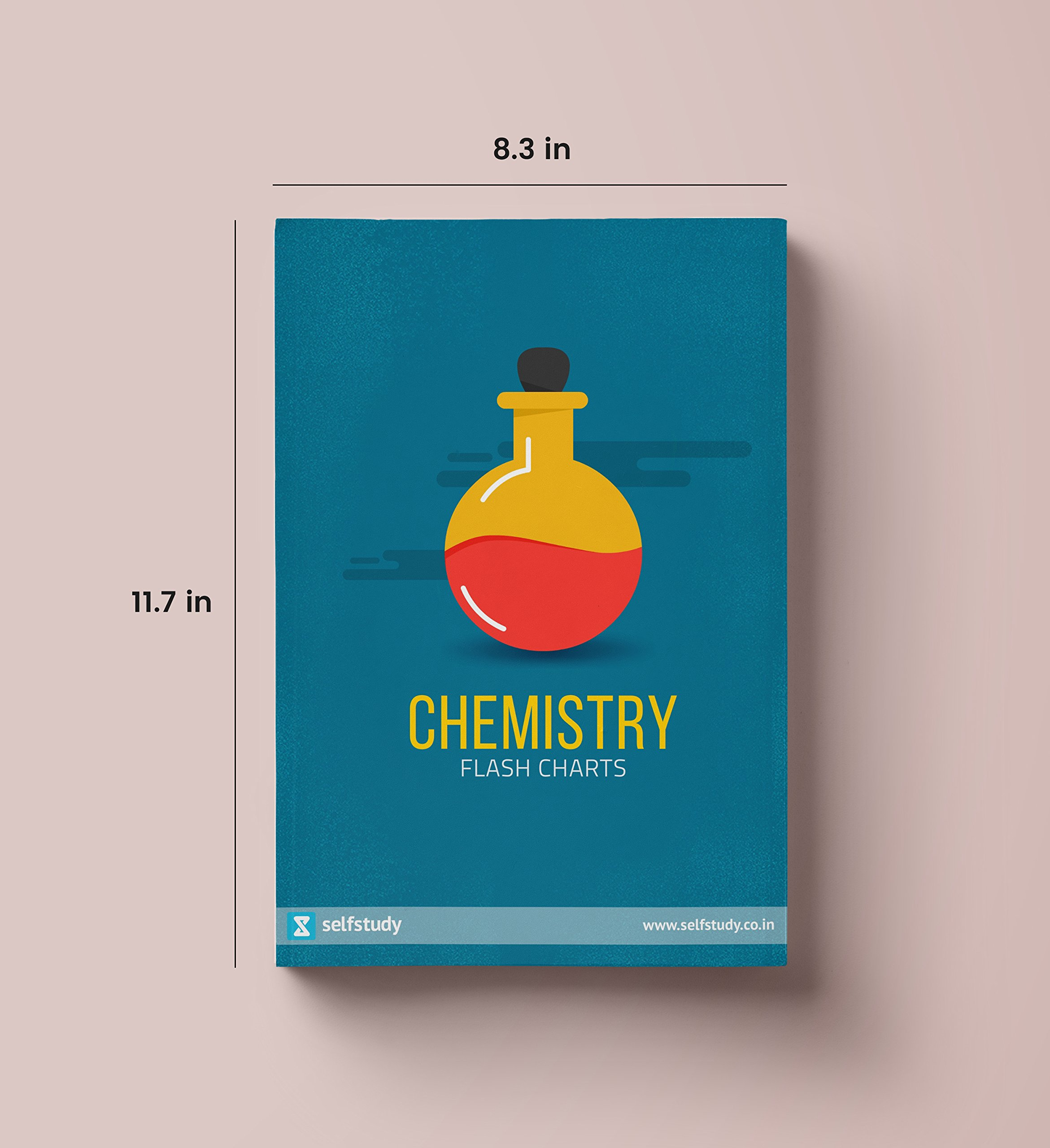 Buy Selfstudy Chemistry Flash Charts for JEE | NEET | CLASS XI