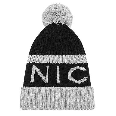 Nicce Vorlage Hat Grey Black OneSize Black  Amazon.co.uk  Clothing 7c9c73b09491