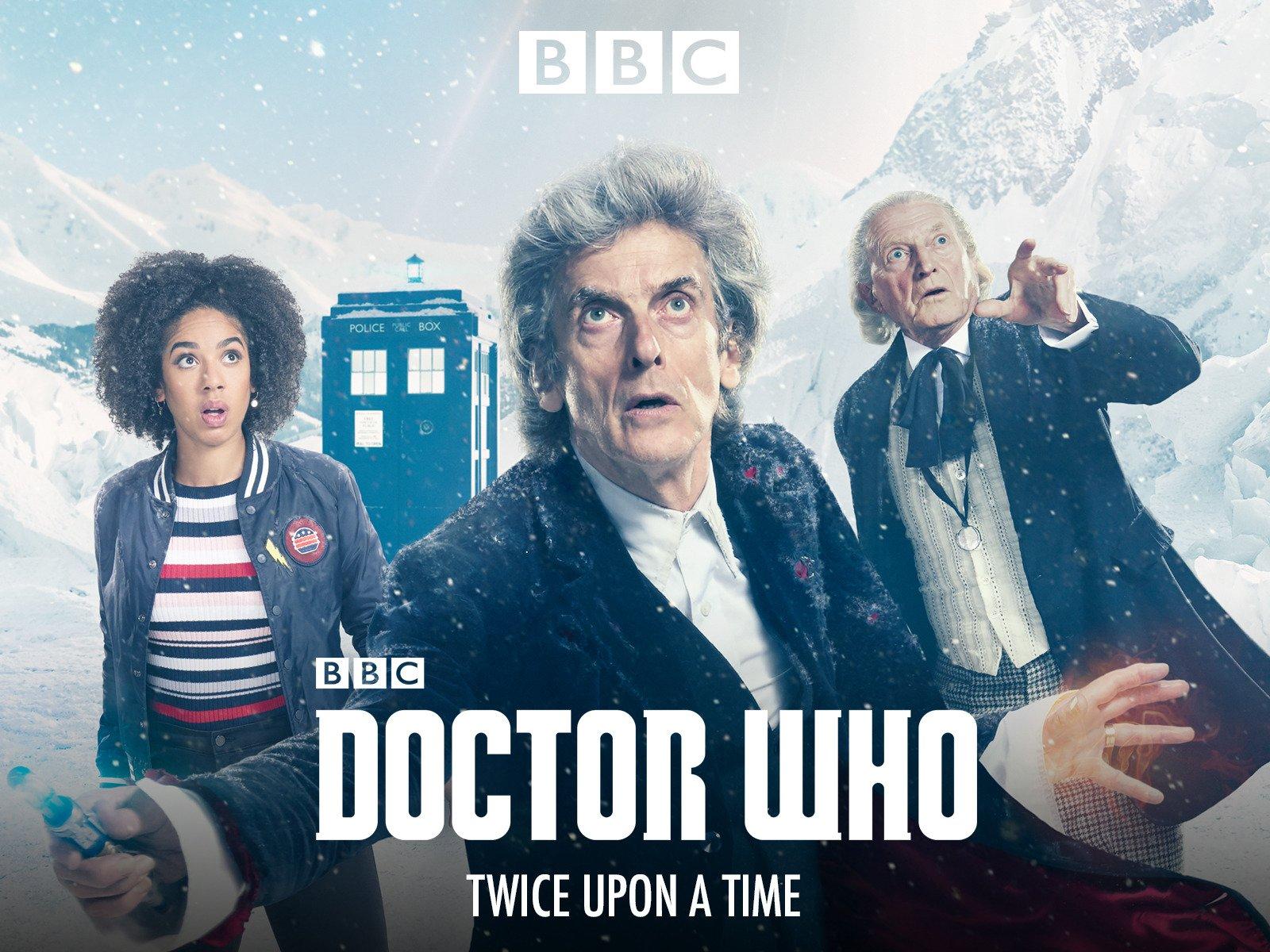 Amazon.com: Doctor Who: Twice Upon a Time: Peter Capaldi, David ...