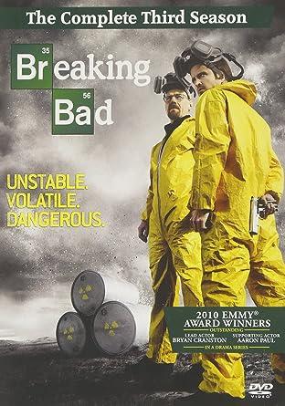 Amazon.com: Breaking Bad - Season 03 (4 discs): Bryan Cranston ...