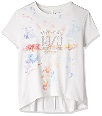 Pepe Jeans Girls T Shirt Amazon In Clothing Accessories