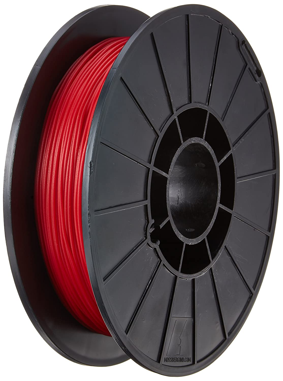 NinjaFlex 3D-Print Filament - 1.75mm - 0.50 kg - Fire Red ...