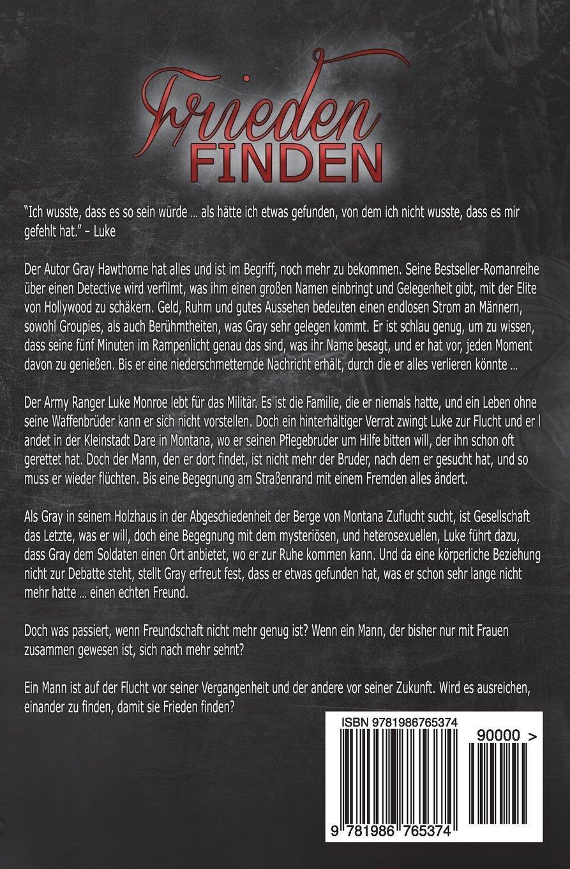 Frieden Finden Finding Band 3 Amazonde Sloane Kennedy