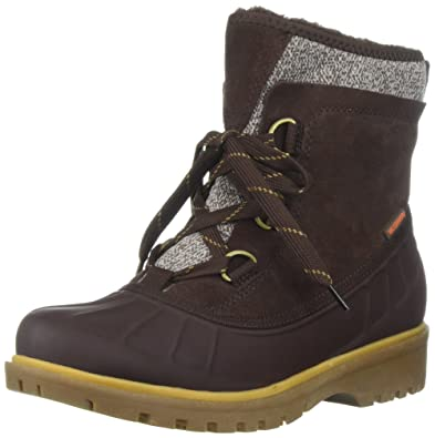 BareTraps Women's Silita Snow Boot, Dk Brown, ...