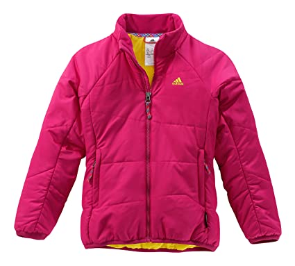 Rosa Térmica Amazon Chaqueta es Infantil Adidas Performance 1CRw0