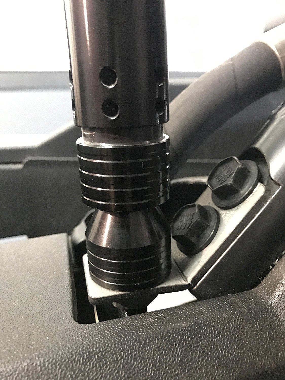 Polaris RZR 1000 Turbo LED Whip Bracket Qty:1