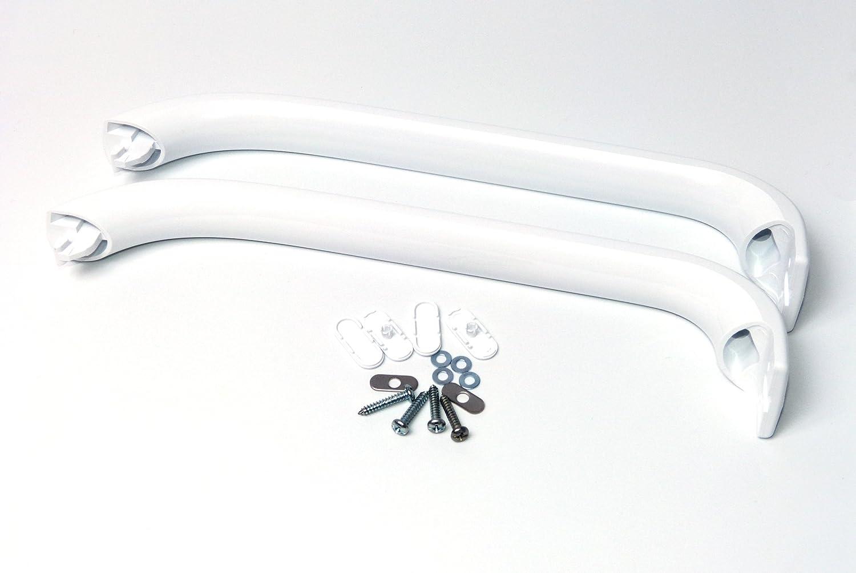Poigné e compatible porte ré frigé rateur BOSCH , kit de 2 umité s , 315mm 369542 kit de 2 umités BALAY BOSCH SIEMENS SUPER SER