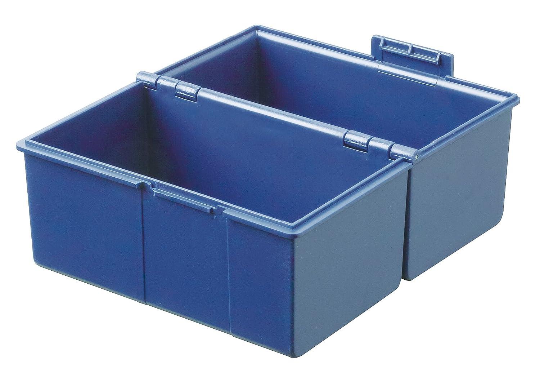 HAN - Tarjetero DIN A6, color azul capacidad de 600 tarjetas: Amazon.es: Oficina y papelería