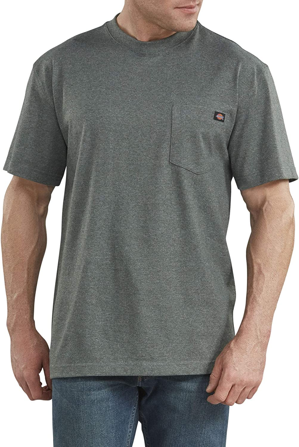 MEN/'S EASY CARE SHIRT SHORT SLEEVE POCKET WASH and WEAR TALL LT XLT 2T 3T 4T