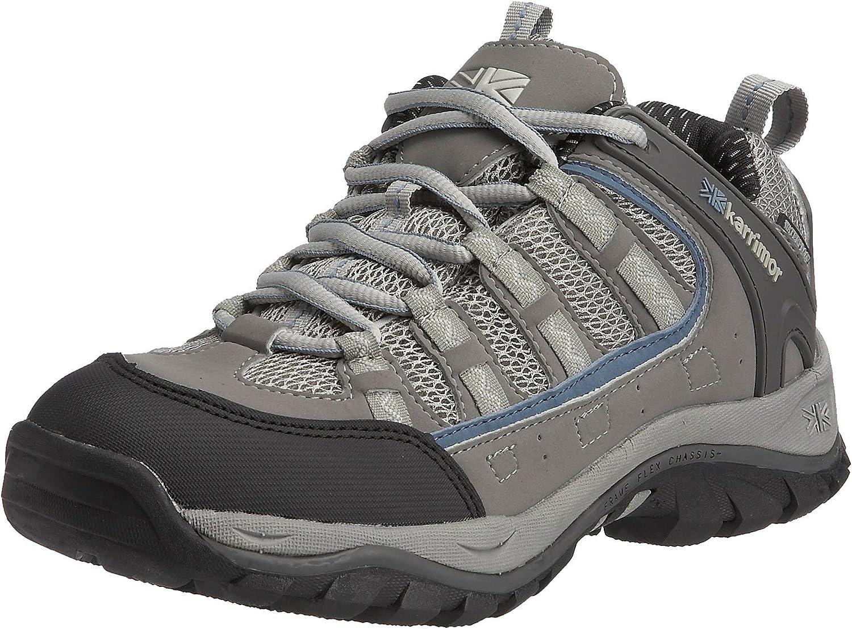 Karrimor - Zapatillas de senderismo para mujer, Gris, 37.5: Amazon.es: Zapatos y complementos