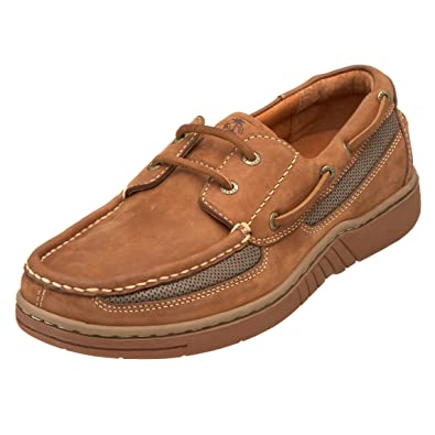 f1acffc4bef Tommy Bahama Men s Breezin  with Dylan Boat Shoe