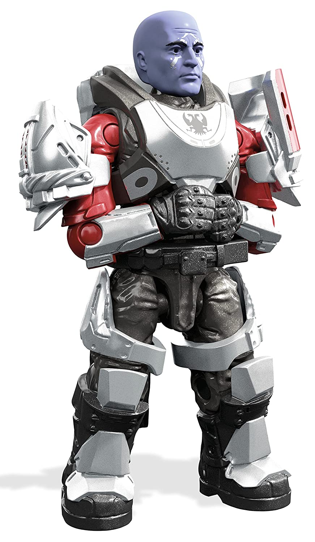 Mega Construx Destiny Goliath Tank Strike Building Set Mattel FFB56
