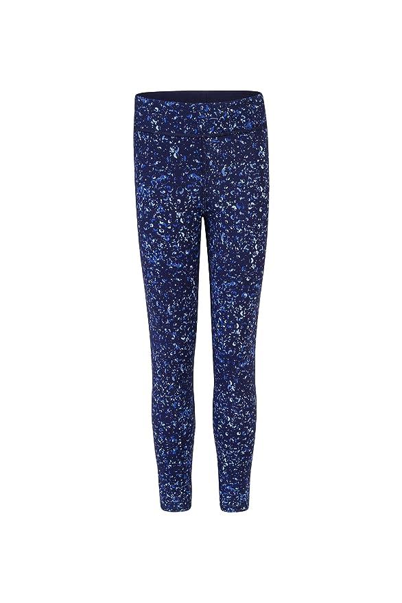 73cf90684e50e Skinnifit Girls Reversible Workout Leggings: Amazon.co.uk: Clothing