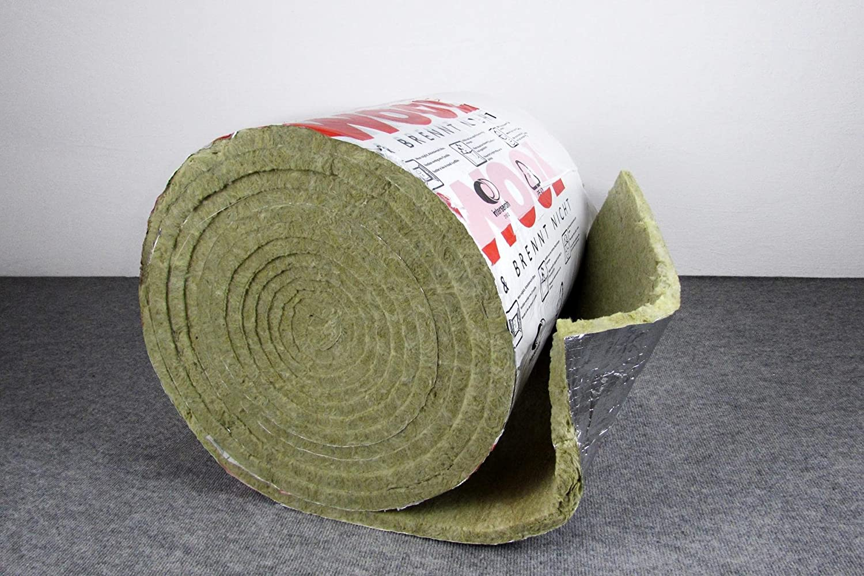Rockwool Klimarock Steinwollematte 50mm //// 1 Doppelrolle 3,55m/²