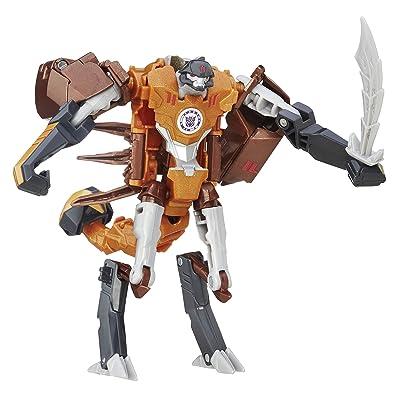 Transformers: Robots in Disguise Warrior Class Scorponok: Toys & Games