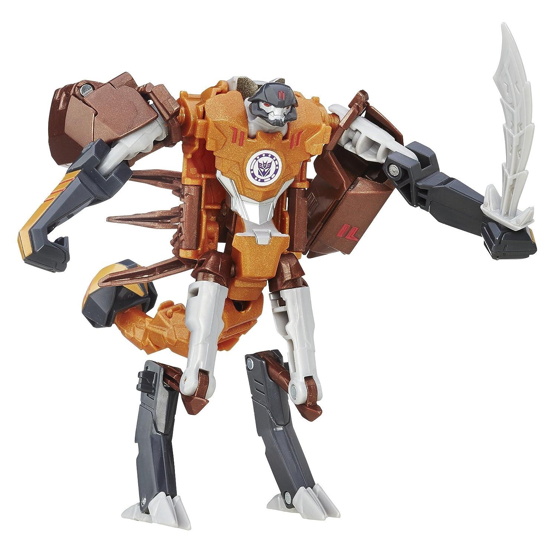 Transformers: Robots en disfraz guerrero clase Scorponok