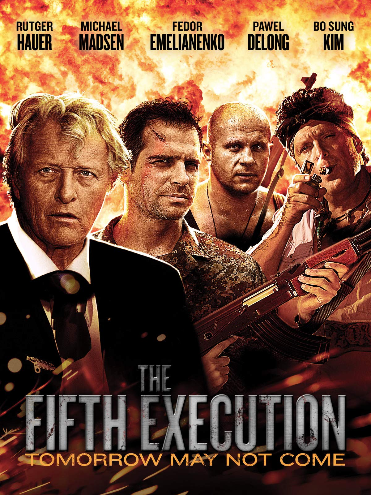 The Fifth Execution on Amazon Prime Video UK