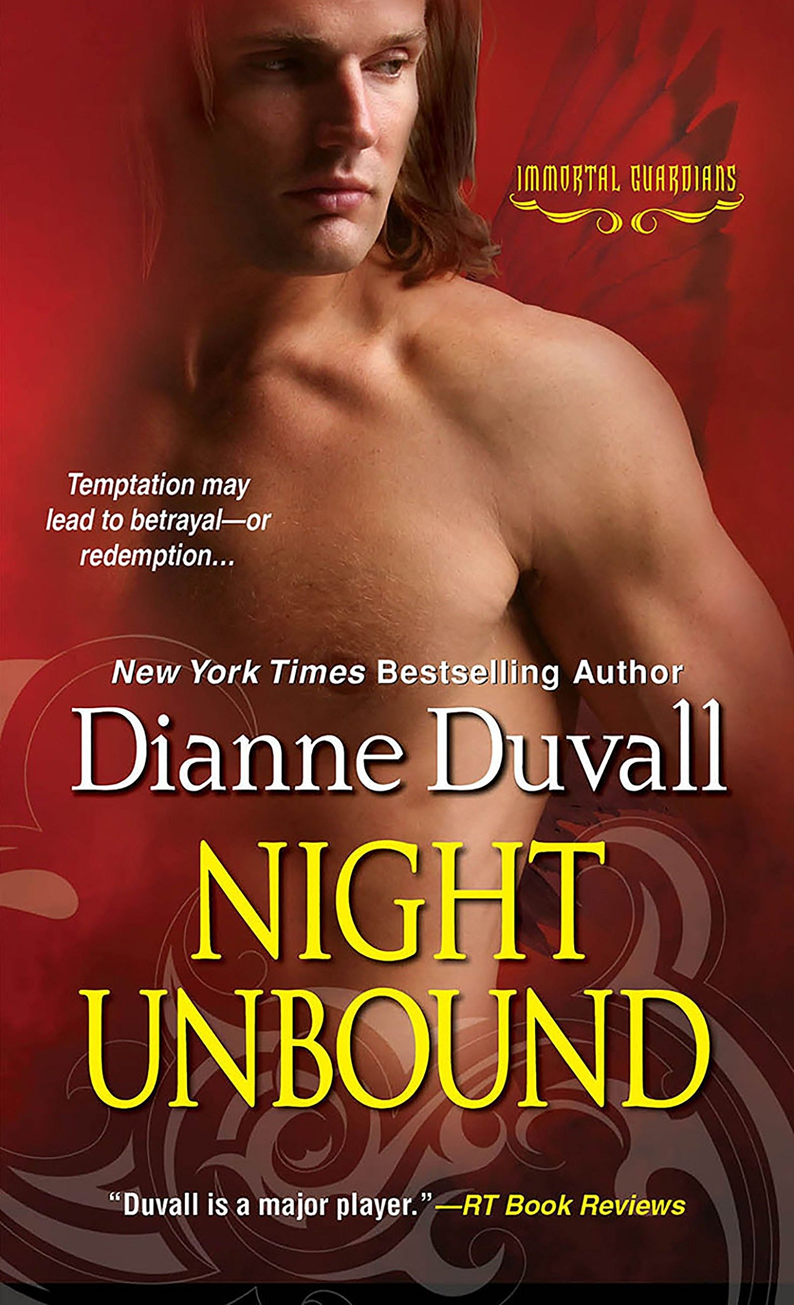 Night Unbound (Immortal Guardians) pdf
