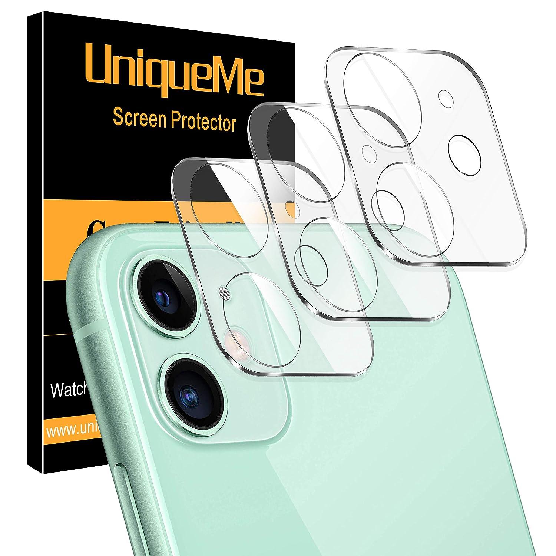 3 vidrios templados para camara del iphone 11