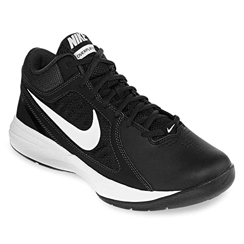 3bc9b595b8ec Nike Womens Overplay VIII Basketball Shoe Black Anthracite White Size 9. 5  M US  Buy Online at Low Prices in India - Amazon.in
