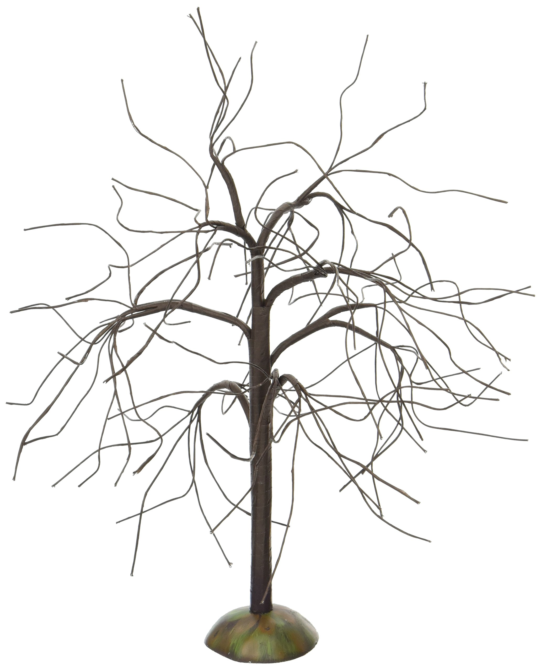 Department 56 Accessories for Villages Halloween Creepy Craggy Tree