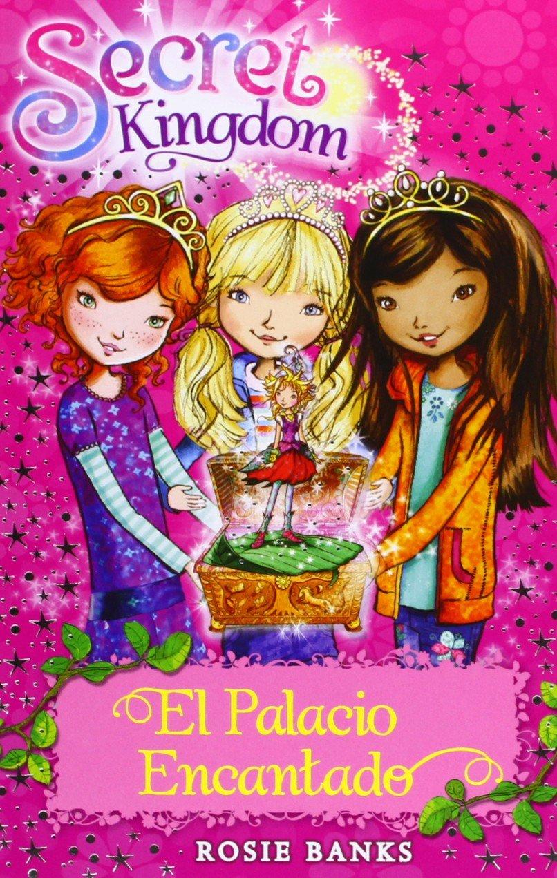 libros infantiles secret kingdom