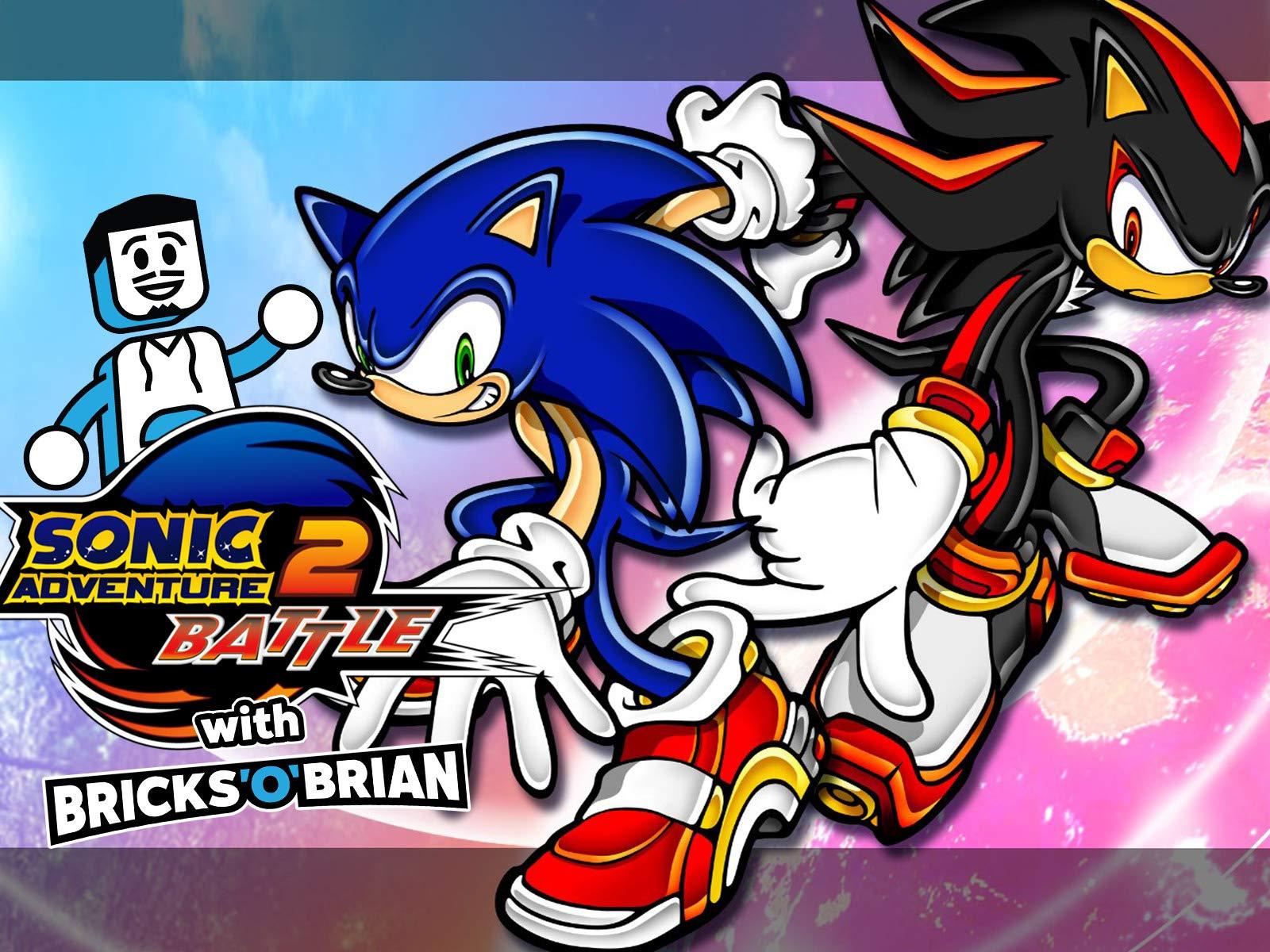 Clip: Sonic Adventure 2 Battle with Bricks 'O' Brian! on Amazon Prime Video UK